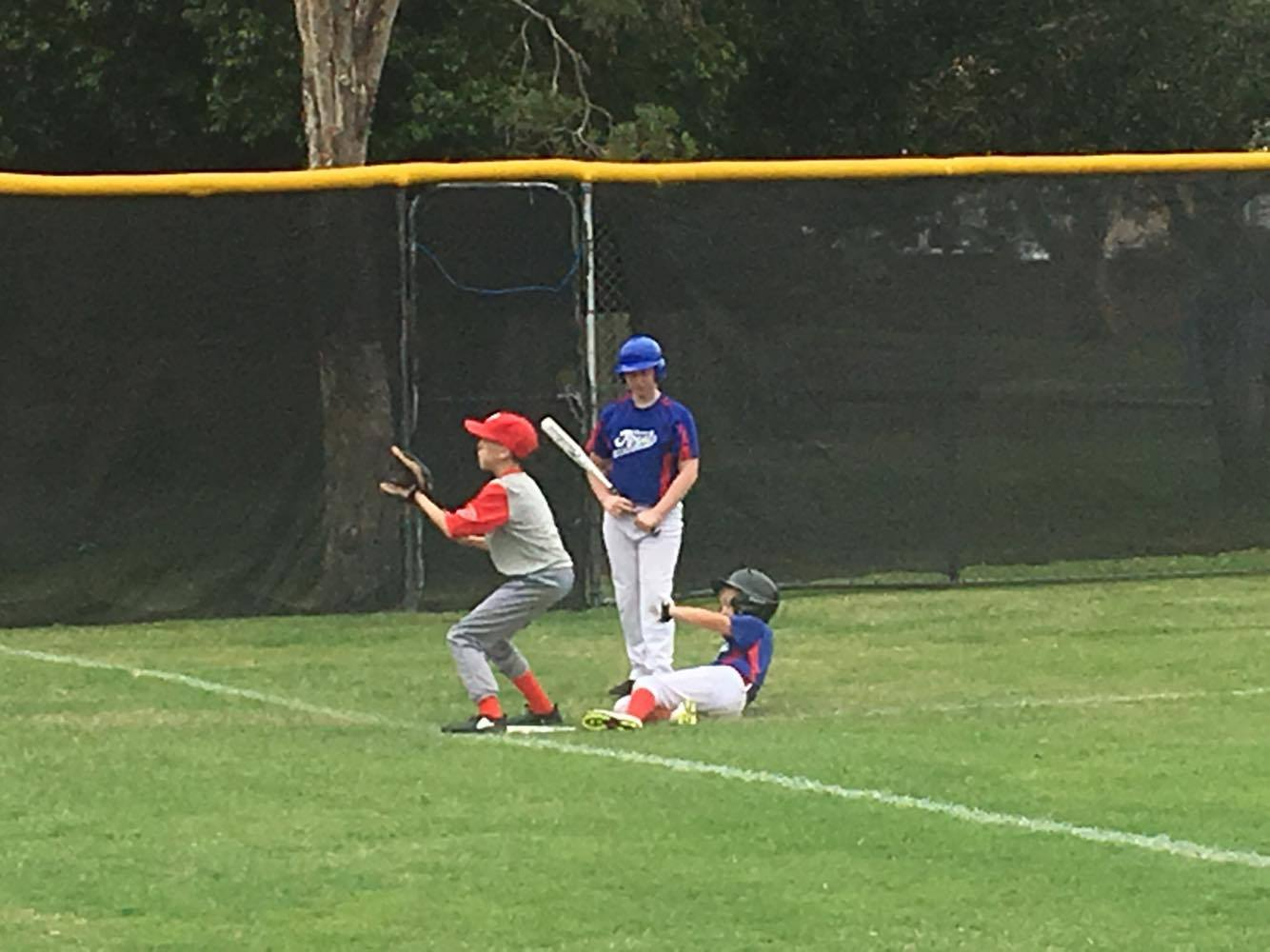 Saturday October 7th - U12 Little League Blue